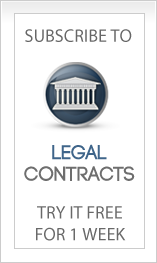 Try LegalContracts free for 1 week